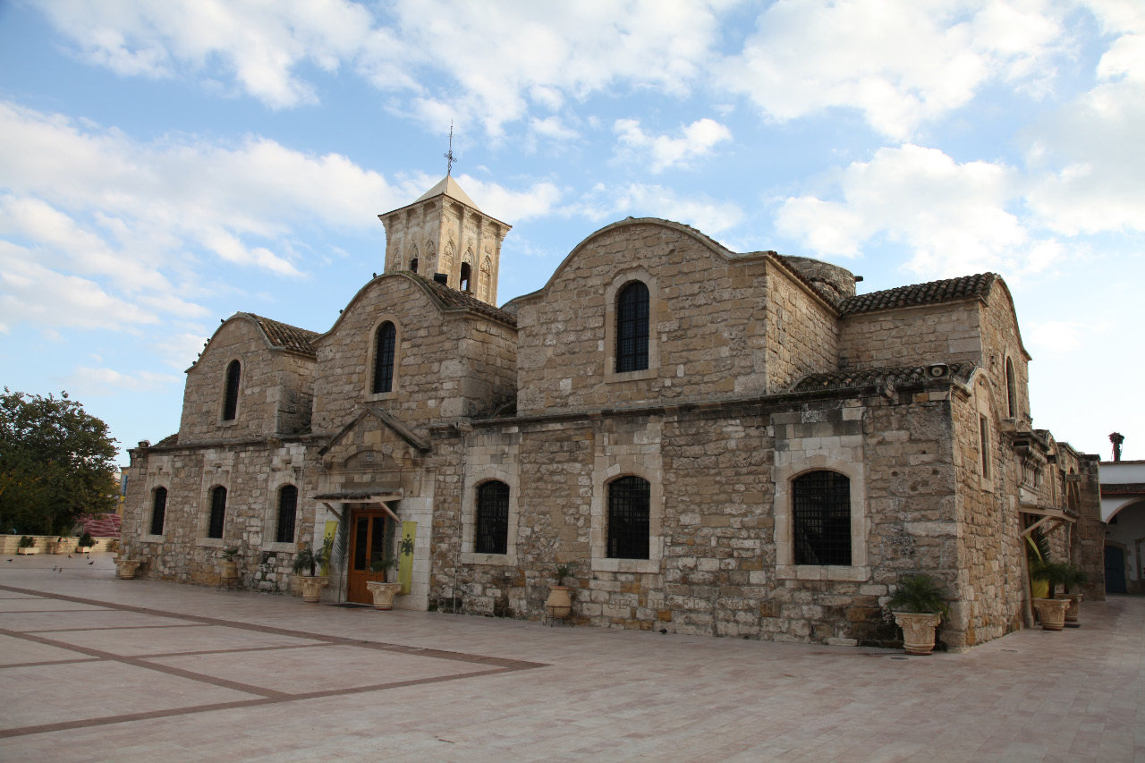 Church of Saint Lazarus in Larnaca Cyprus