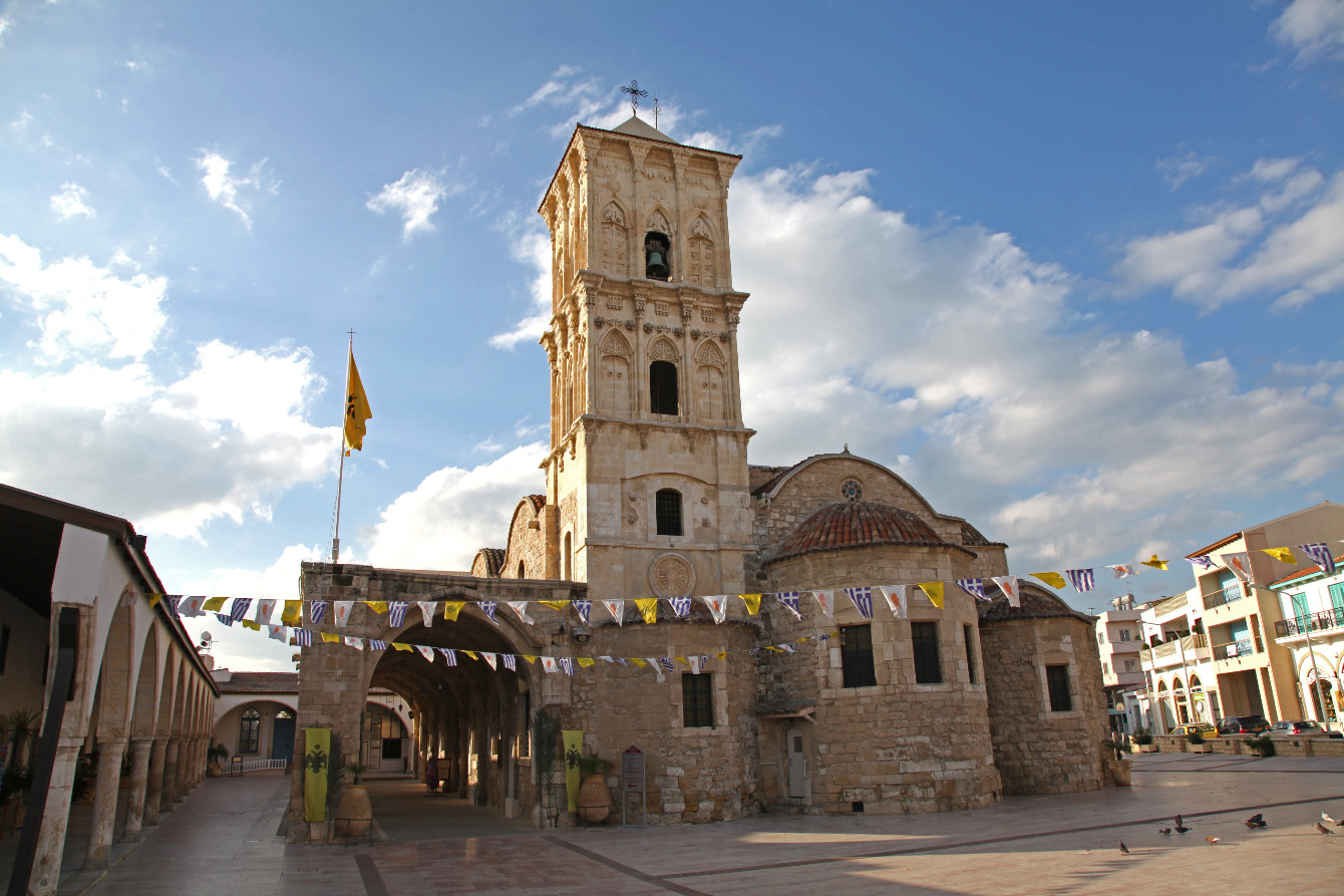 Church of Saint Lazarus in Larnaca