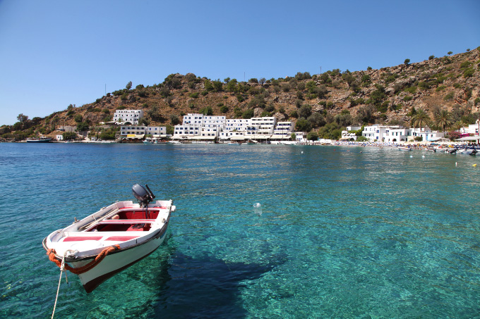 clearwater at Loutro