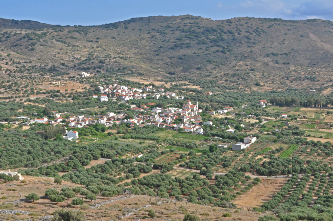 European Christendom Greece Crete Lasithi Dimos Mirabelou valley