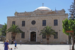 Church of Saint Titus in Heraklion
