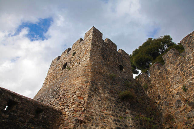 Fortress tower of Lepanto