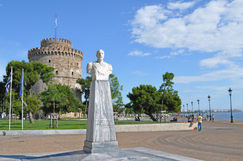 White Tower of Thessaloniki – Λευκός Πύργος
