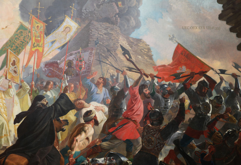 Polish Seige of Pskov in 1581