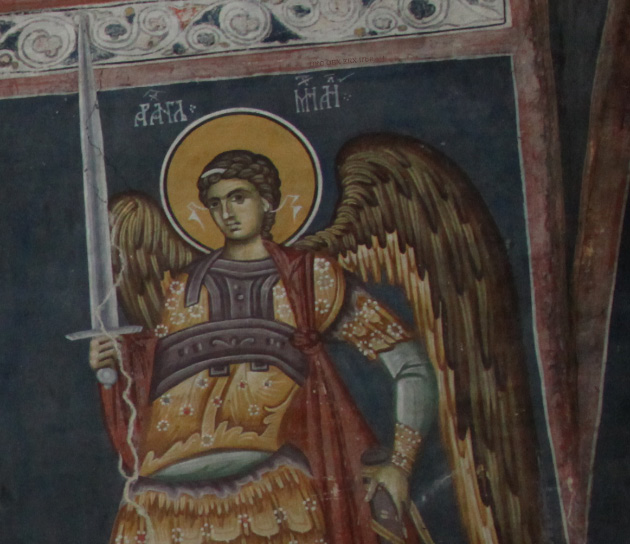 Archangel Saint Michael