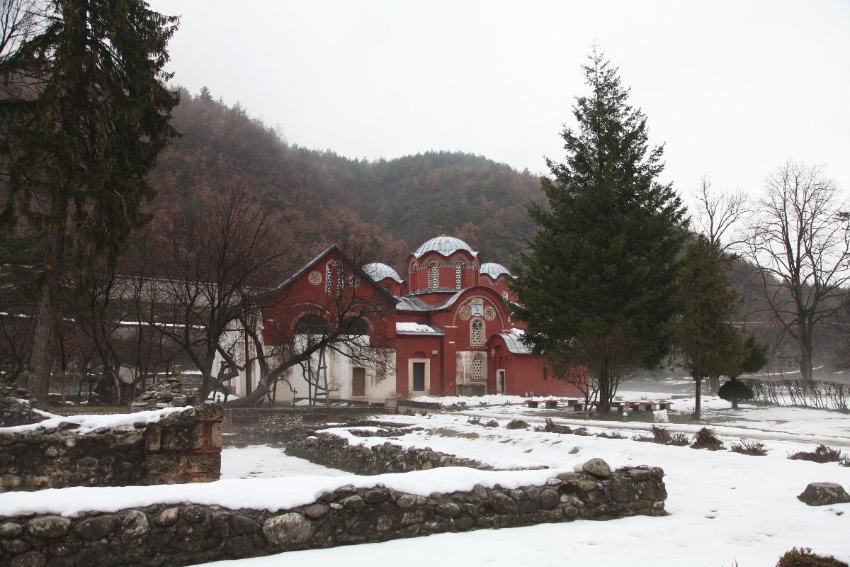 Пећка патријаршија–Patriarchate of Peć composite Church complex