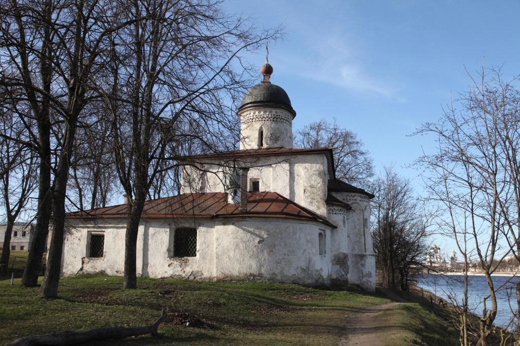 Church of Pope Saint Clement in Pskov