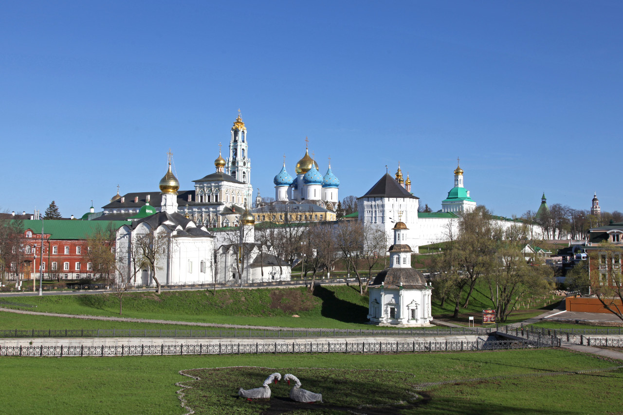 Holy Trinity Lavra of Saint Sergius in Sergiev Posad