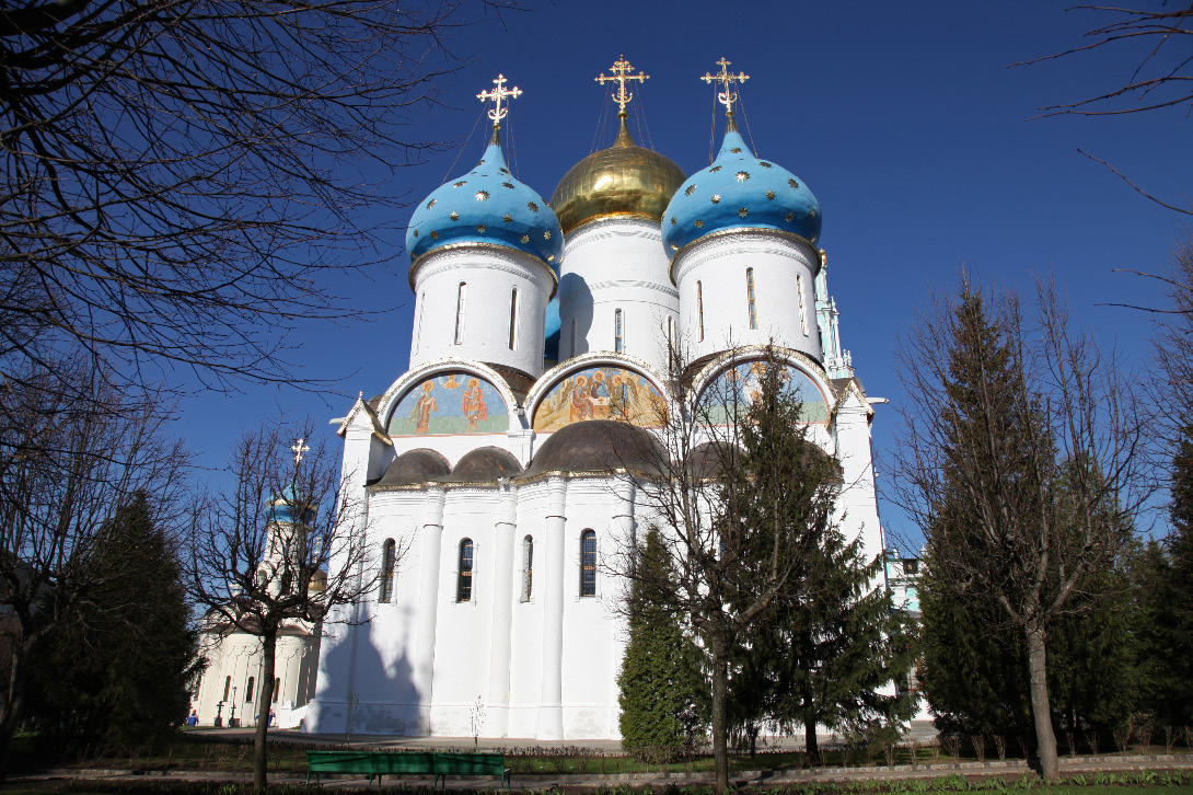 Успенский Собор — Cathedral of the Assumption