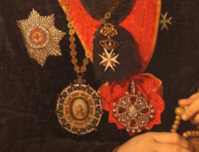 Metropolitan Mikhail and the Order of Saint John of Jerusalem