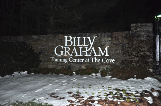 Billy Graham Training Center at the Cove