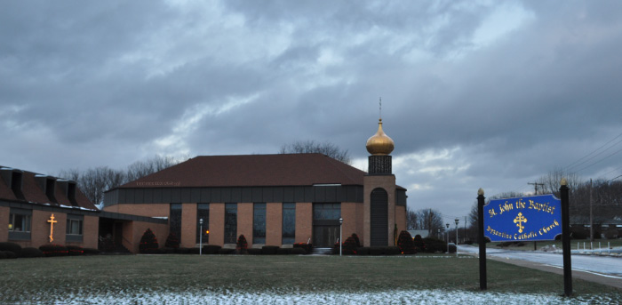 Saint John the Baptist Byzantine Catholic Church
