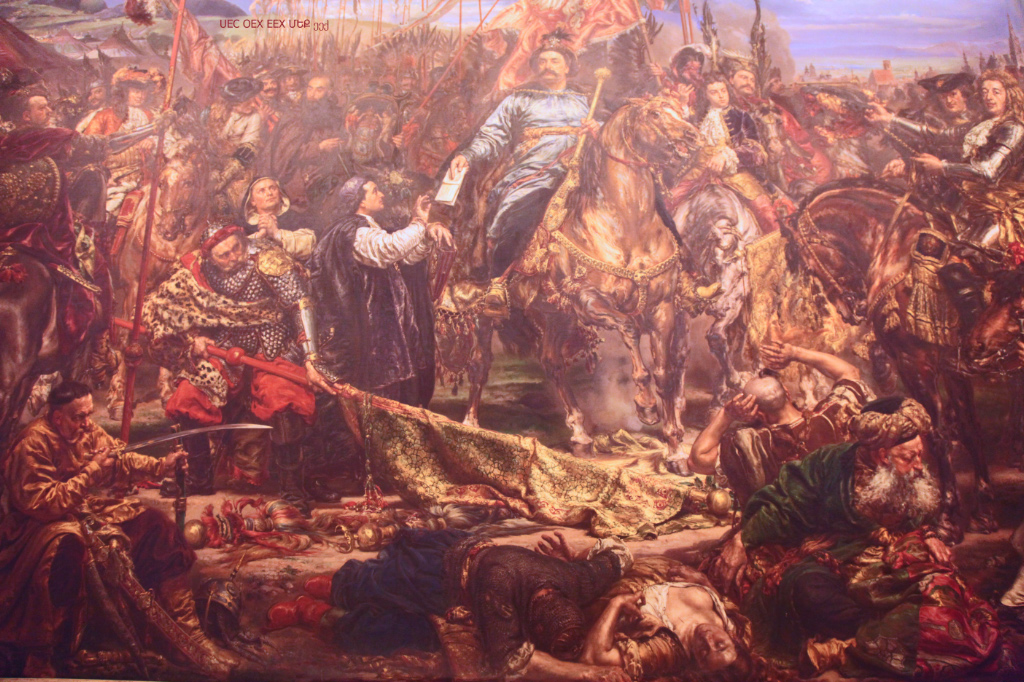 Sobieski Letter to Pope at Battle of Vienna of 1683